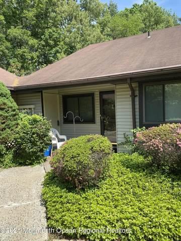 132 Amberly Drive C, Manalapan, NJ 07726 (MLS #22115781) :: Corcoran Baer & McIntosh