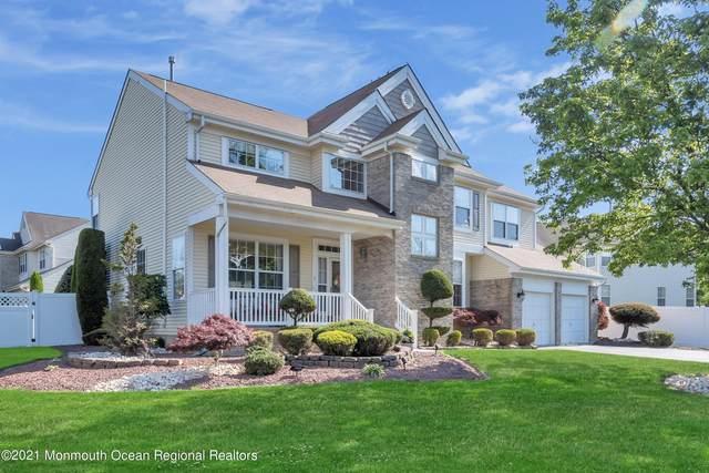 1 Reddington Drive, Matawan, NJ 07747 (MLS #22115869) :: The Sikora Group