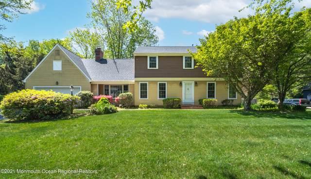 17 Crawford Road, Middletown, NJ 07748 (#22115871) :: Rowack Real Estate Team