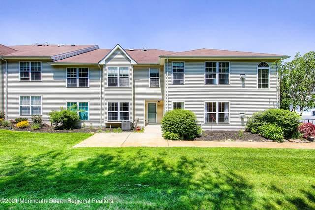 403 Deuce Drive, Wall, NJ 07719 (#22115881) :: Rowack Real Estate Team