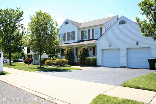 42 Grand Teton Avenue, Howell, NJ 07731 (MLS #22115886) :: The MEEHAN Group of RE/MAX New Beginnings Realty