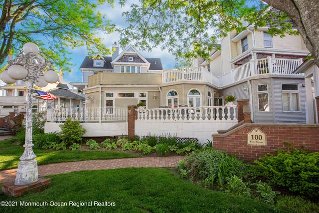 100 1st Street #7, Keyport, NJ 07735 (#22115933) :: Rowack Real Estate Team