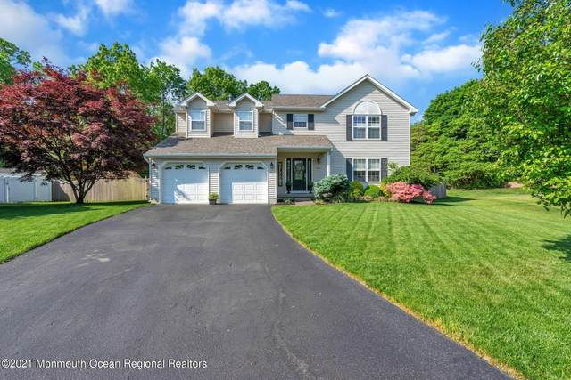 126 Pin Oak Court, Toms River, NJ 08753 (MLS #22115935) :: The DeMoro Realty Group | Keller Williams Realty West Monmouth