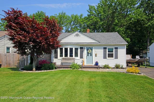 282 W Prospect Avenue, Keyport, NJ 07735 (MLS #22115976) :: Provident Legacy Real Estate Services, LLC