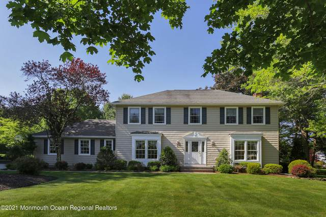 4 Sentry Court, Holmdel, NJ 07733 (MLS #22115996) :: The DeMoro Realty Group   Keller Williams Realty West Monmouth