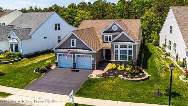191 Arborridge Drive, Forked River, NJ 08731 (MLS #22116014) :: The MEEHAN Group of RE/MAX New Beginnings Realty