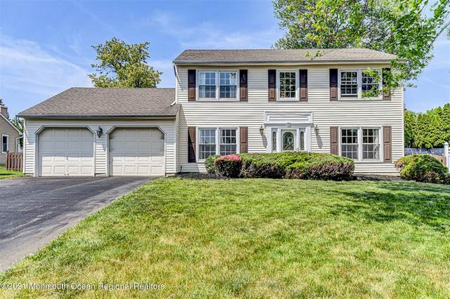6 Patterson Court, Holmdel, NJ 07733 (MLS #22116044) :: The Sikora Group