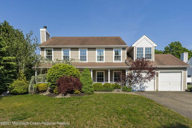 260 Oak Forest Drive, Brick, NJ 08724 (MLS #22116077) :: The MEEHAN Group of RE/MAX New Beginnings Realty