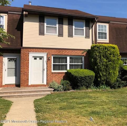 454 Lonna Court, Brick, NJ 08724 (#22116115) :: Rowack Real Estate Team