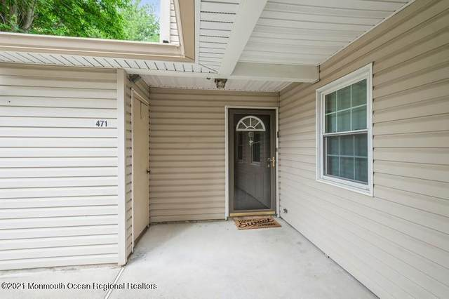 471 Hawthorne Place, Morganville, NJ 07751 (MLS #22116126) :: Provident Legacy Real Estate Services, LLC