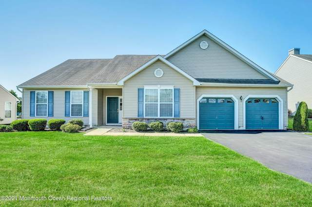 12 Curry Court, Whiting, NJ 08759 (MLS #22116133) :: PORTERPLUS REALTY