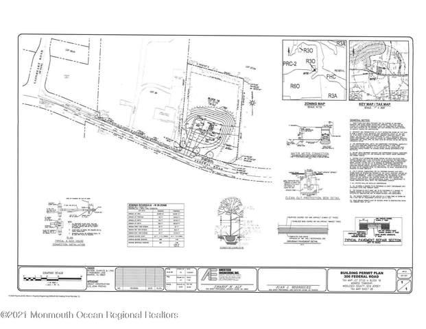 306 Federal Road, Monroe, NJ 08831 (MLS #22116143) :: Parikh Real Estate
