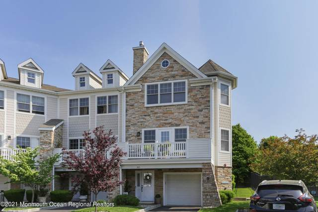 305 Villa Drive, Long Branch, NJ 07740 (MLS #22116155) :: The Sikora Group