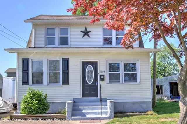 1304 6th Avenue, Neptune Township, NJ 07753 (MLS #22116158) :: Team Gio | RE/MAX