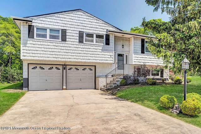 6 Sunnyfield Terrace, Neptune Township, NJ 07753 (MLS #22116197) :: The MEEHAN Group of RE/MAX New Beginnings Realty