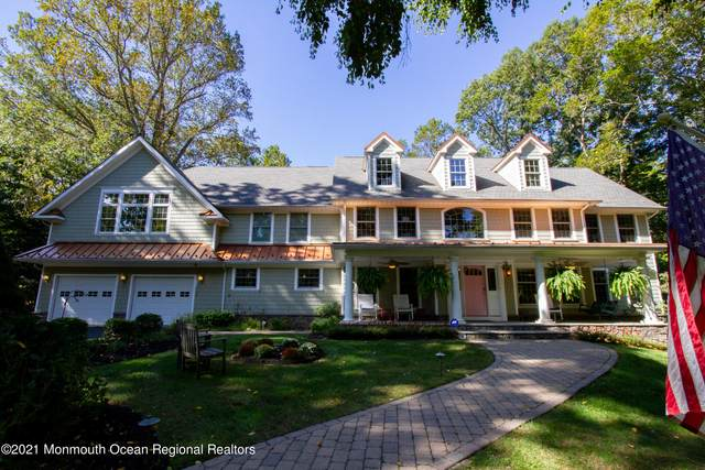 197 Borden Road, Middletown, NJ 07748 (#22116216) :: Rowack Real Estate Team