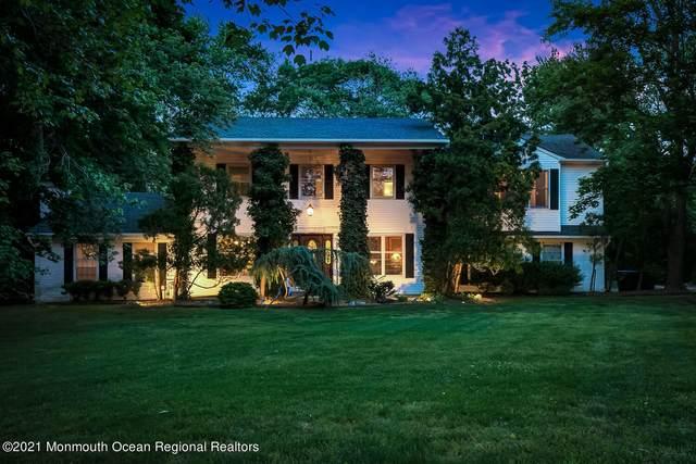 80 Sleepy Hollow Road, Red Bank, NJ 07701 (MLS #22116228) :: The Dekanski Home Selling Team
