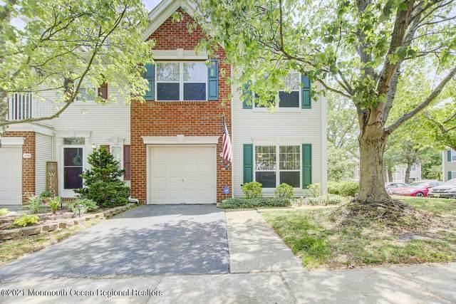 1105 King George Lane #69, Toms River, NJ 08753 (#22116237) :: Rowack Real Estate Team