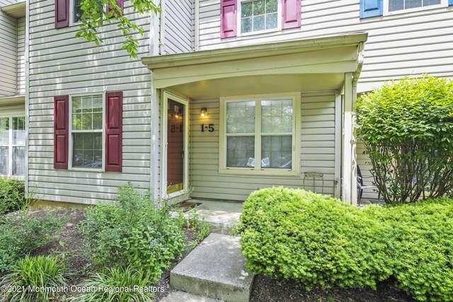 1 Whistler Drive #5, Freehold, NJ 07728 (#22116268) :: Rowack Real Estate Team