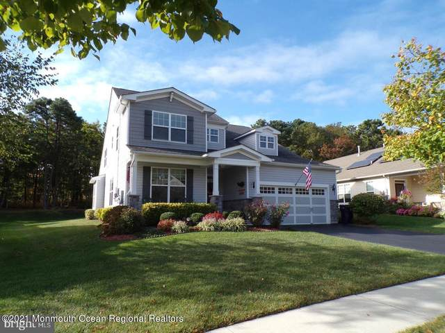 260 New Port Way, Little Egg Harbor, NJ 08087 (MLS #22116362) :: The MEEHAN Group of RE/MAX New Beginnings Realty