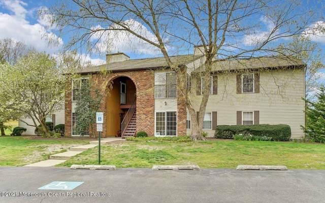 57 Frontier Way #7, Tinton Falls, NJ 07753 (#22116380) :: Rowack Real Estate Team