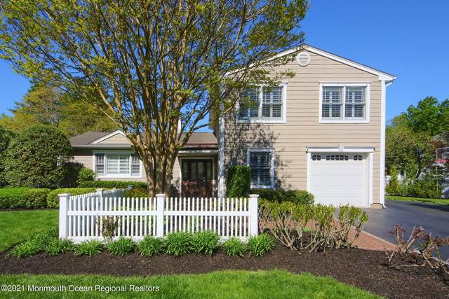 6 Megan Drive, Little Silver, NJ 07739 (MLS #22116436) :: The MEEHAN Group of RE/MAX New Beginnings Realty