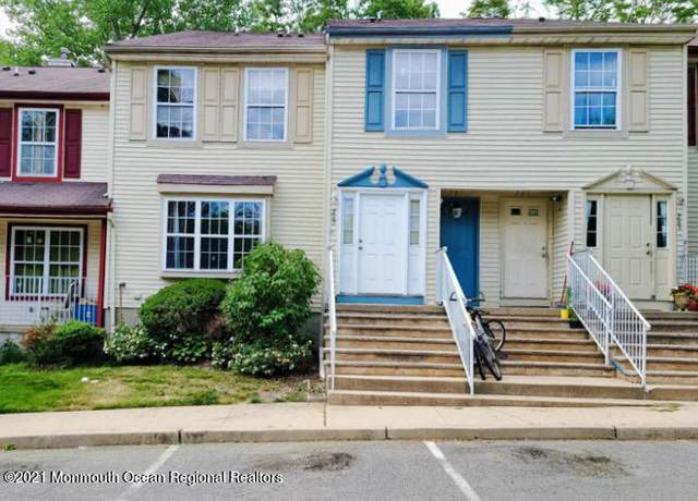 267 Zachary Court #1000, Lakewood, NJ 08701 (MLS #22116446) :: The MEEHAN Group of RE/MAX New Beginnings Realty