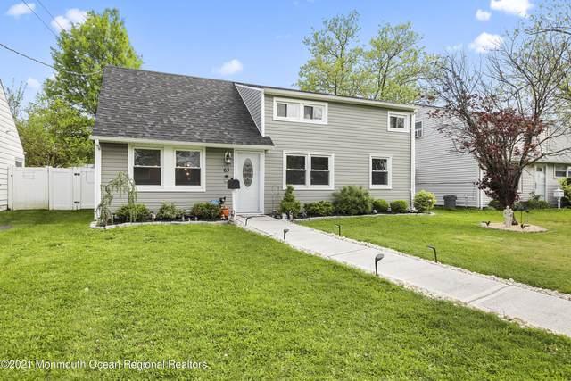 63 Cozy Cor, Avenel, NJ 07001 (MLS #22116479) :: Parikh Real Estate