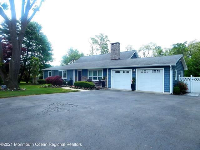 1305 Sea Girt Avenue, Sea Girt, NJ 08750 (MLS #22116561) :: Corcoran Baer & McIntosh