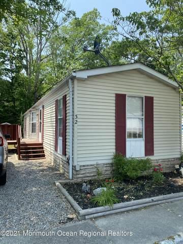 32 Seattle Slew Drive, Howell, NJ 07731 (#22116564) :: Rowack Real Estate Team
