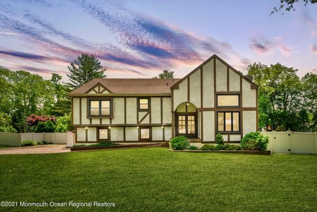 421 Union Hill Road, Morganville, NJ 07751 (#22116594) :: Rowack Real Estate Team