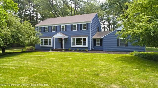 12 Spring Garden Avenue, Colts Neck, NJ 07722 (#22116637) :: Rowack Real Estate Team