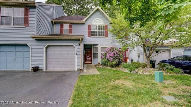 113 Rumford Way, Manalapan, NJ 07726 (#22116649) :: Rowack Real Estate Team