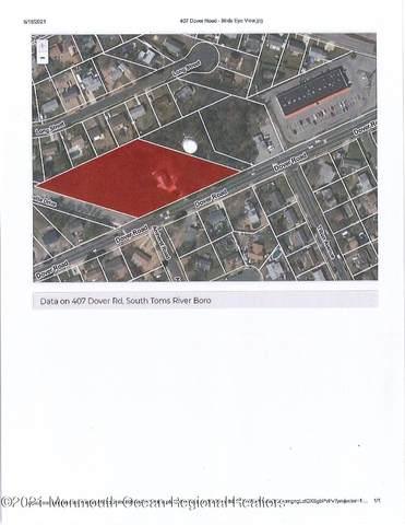 407 Dover Road, Toms River, NJ 08757 (MLS #22116660) :: The Dekanski Home Selling Team