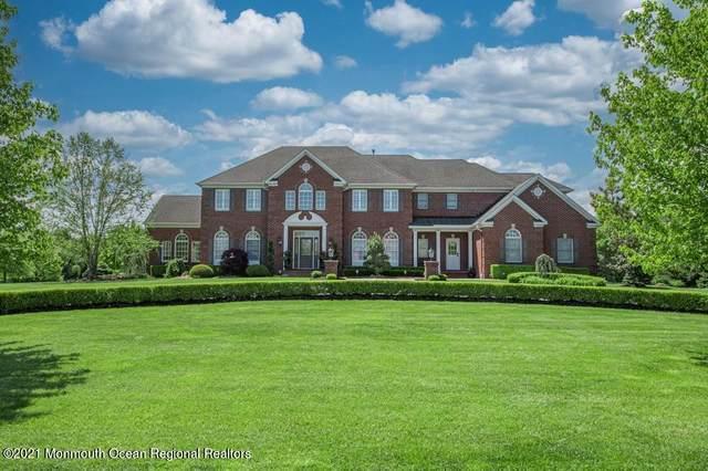 2 Doctors Creek Court, Millstone, NJ 08510 (MLS #22116673) :: The DeMoro Realty Group | Keller Williams Realty West Monmouth