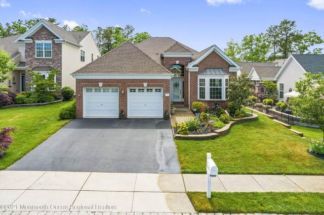 3 Iverness Court, Forked River, NJ 08731 (MLS #22116684) :: The MEEHAN Group of RE/MAX New Beginnings Realty