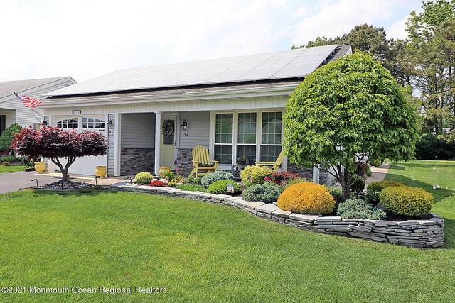 34 Hastings Road, Manchester, NJ 08759 (MLS #22116762) :: Caitlyn Mulligan with RE/MAX Revolution
