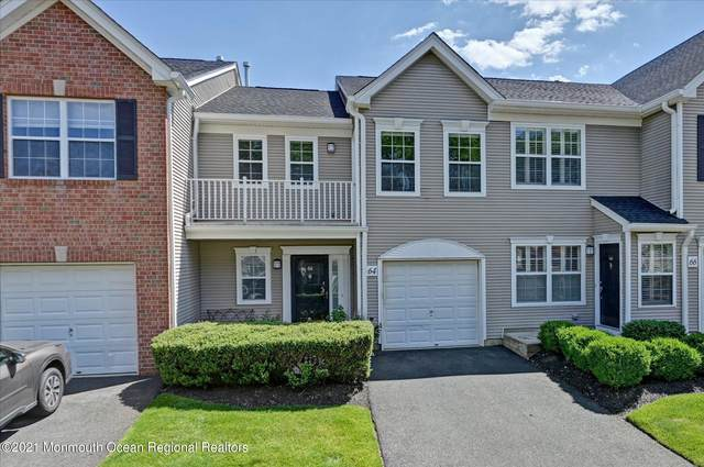 64 Sunningdale Circle, Manalapan, NJ 07726 (MLS #22116842) :: PORTERPLUS REALTY