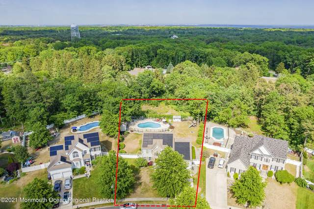 41 Brittany Drive, Bayville, NJ 08721 (MLS #22116844) :: Caitlyn Mulligan with RE/MAX Revolution