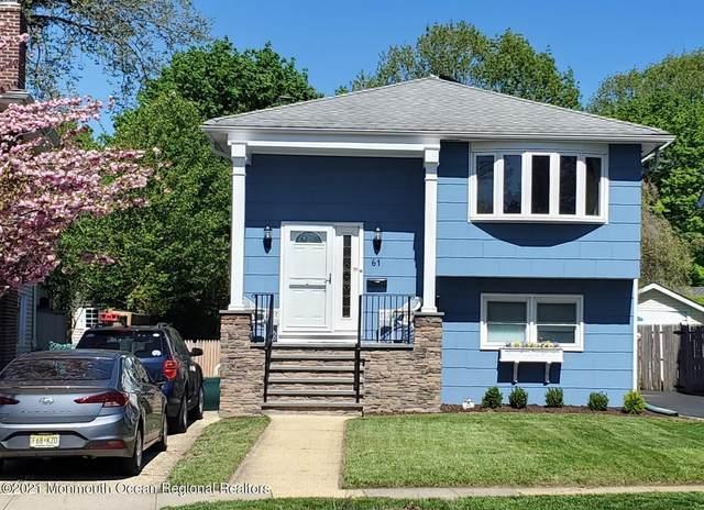 61 Harrison Avenue, Red Bank, NJ 07701 (MLS #22116878) :: PORTERPLUS REALTY