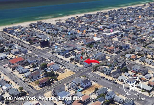 108 New York Avenue, Lavallette, NJ 08735 (MLS #22116953) :: The MEEHAN Group of RE/MAX New Beginnings Realty