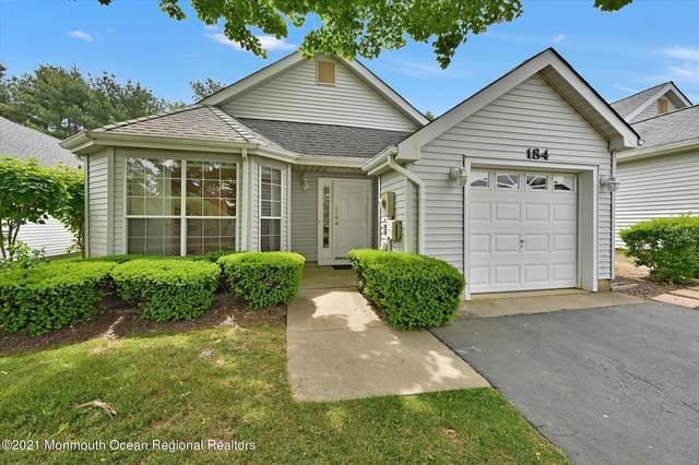 184 Peach Tree Place, Freehold, NJ 07728 (#22116979) :: Rowack Real Estate Team