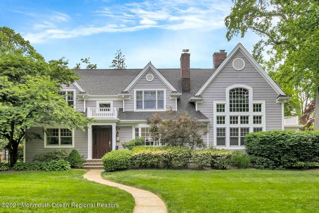 28 Highland Avenue, Fair Haven, NJ 07704 (MLS #22116990) :: Corcoran Baer & McIntosh