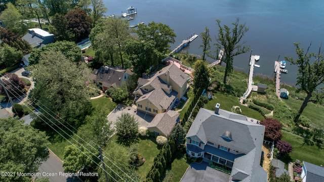 38 Conover Lane, Red Bank, NJ 07701 (MLS #22117026) :: The Dekanski Home Selling Team