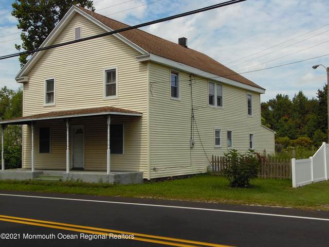 2043 Route 542, Tuckerton, NJ 08087 (MLS #22117052) :: The MEEHAN Group of RE/MAX New Beginnings Realty