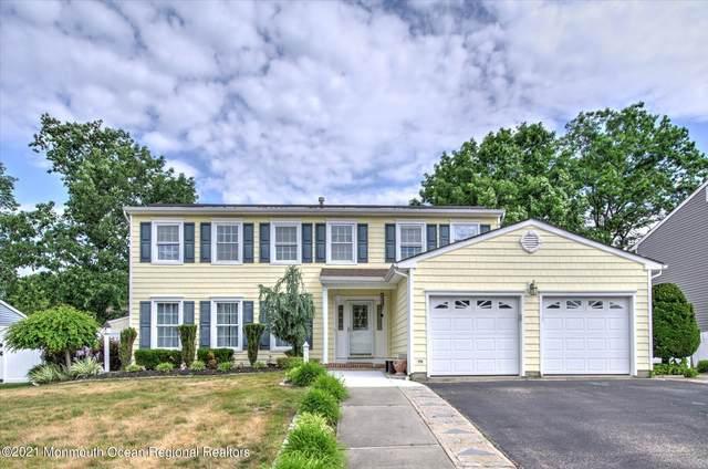 4 Lorelei Drive, Howell, NJ 07731 (#22117056) :: Rowack Real Estate Team