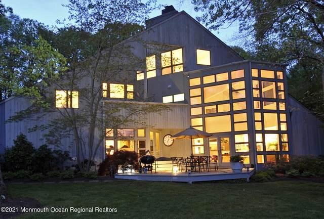47 Club Way, Red Bank, NJ 07701 (MLS #22117077) :: The Dekanski Home Selling Team