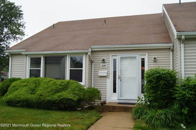 168D Cours De Lorraine #1000, Freehold, NJ 07728 (MLS #22117118) :: Caitlyn Mulligan with RE/MAX Revolution