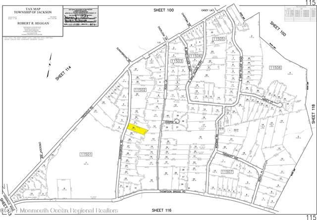 173 Sunnybrook Road, Jackson, NJ 08527 (MLS #22117135) :: Corcoran Baer & McIntosh
