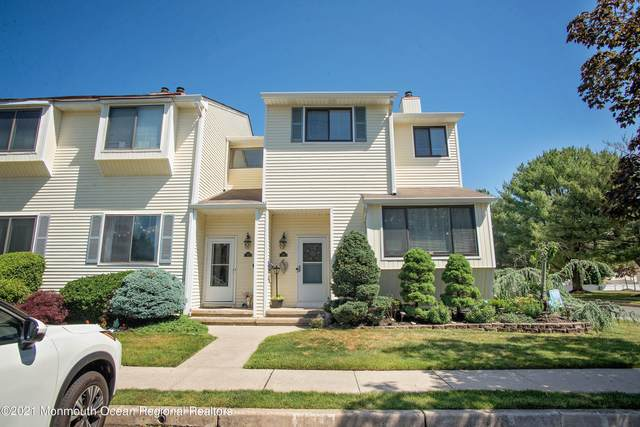 161 Clubhouse Drive, Middletown, NJ 07748 (MLS #22117175) :: The MEEHAN Group of RE/MAX New Beginnings Realty